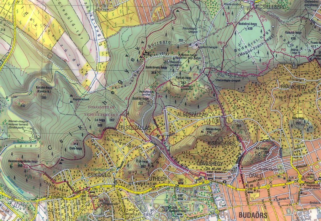 Budaorsi Dolomitok 2012 05 26