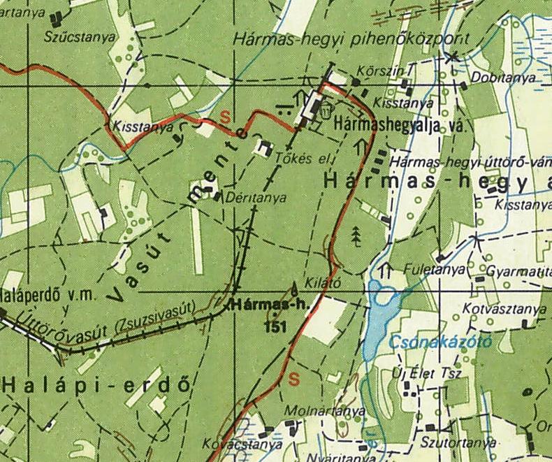 Harmashegyalja Debrecen Terkep Groomania