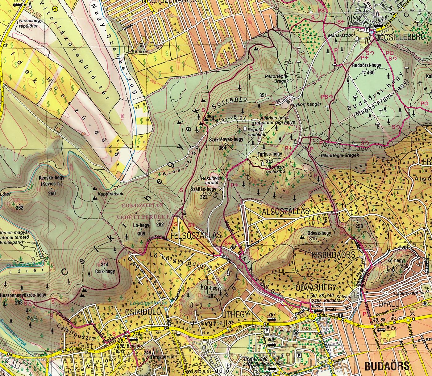 budaörs térkép Budaörsi Kopárok   Budai hegység   2014.04.05. budaörs térkép