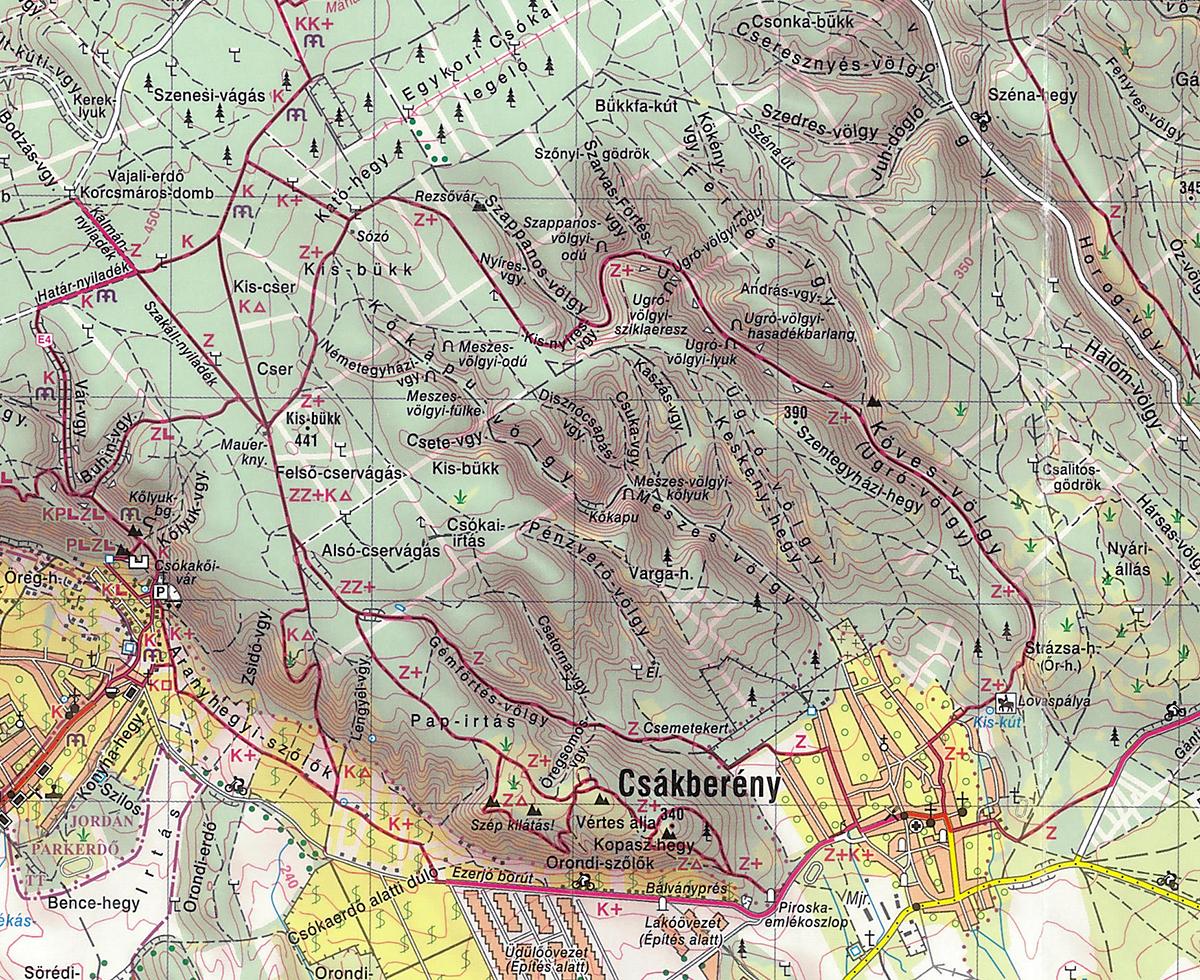 sóskút térkép Túrák, fotók, túrafotók, tanácsok túraszervezéshez. sóskút térkép